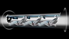 The future of travel? A tube called Hyperloop