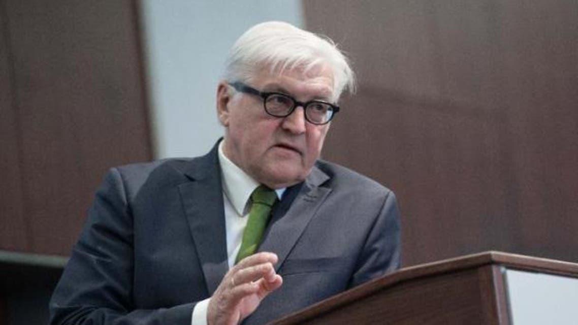 وزير الخارجية الألماني، فرانك فالتر شتاينماير