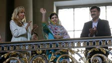 Pakistani PM Sharif meets Malala in Oslo