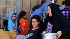 In Baghdad, end of a curfew brings Ramadan joy