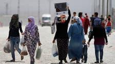 شامی مہاجرین کی تعداد 40 لاکھ سے متجاوز:اقوام متحدہ