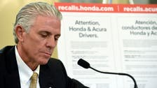 Honda announces another recall for faulty Takata air bags