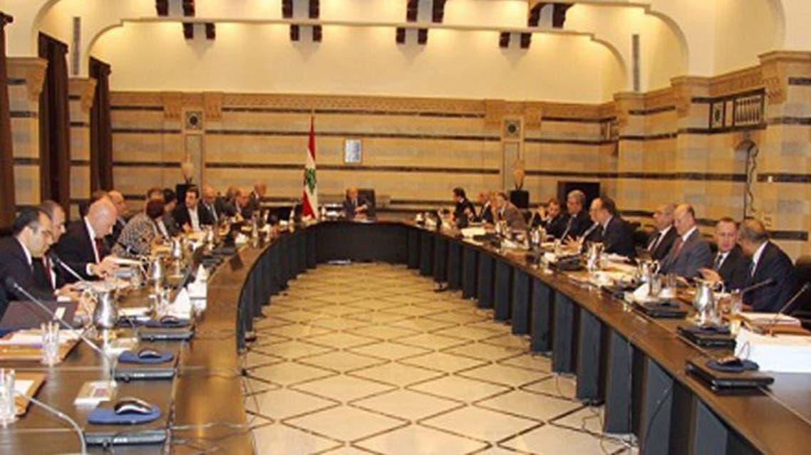 مجلس الوزراء اللبناني