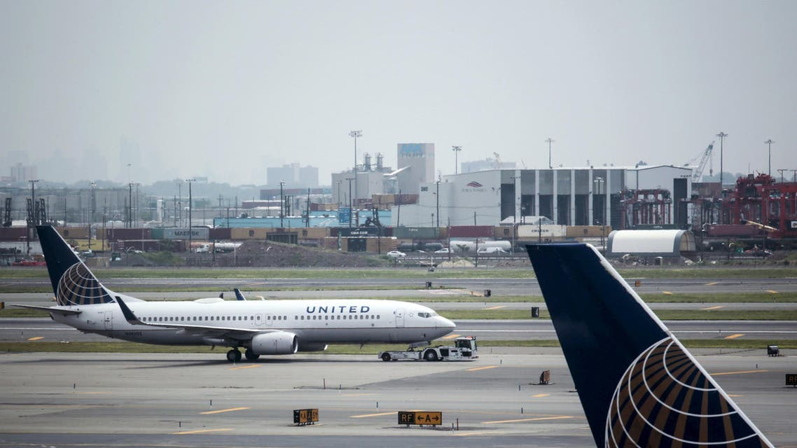 United Airlines planes are seen on platform at the Newark Liberty International Airport in New Jersey, July 8, 2015. United Airlines resumed flights at all U.S. airports on Wednesday after they were grounded due to computer issues, according to the Federal Aviation Administration. The FAA issued the order to prevent all United Airlines flights from taking off following a systemwide computer glitch, which was resolved, the agency said. REUTERS/Eduardo Munoz Open in New Window Download Picture Share via Email Print      Date08/07/2015 21:06     Dimensions3500 x 2334     Size901KB