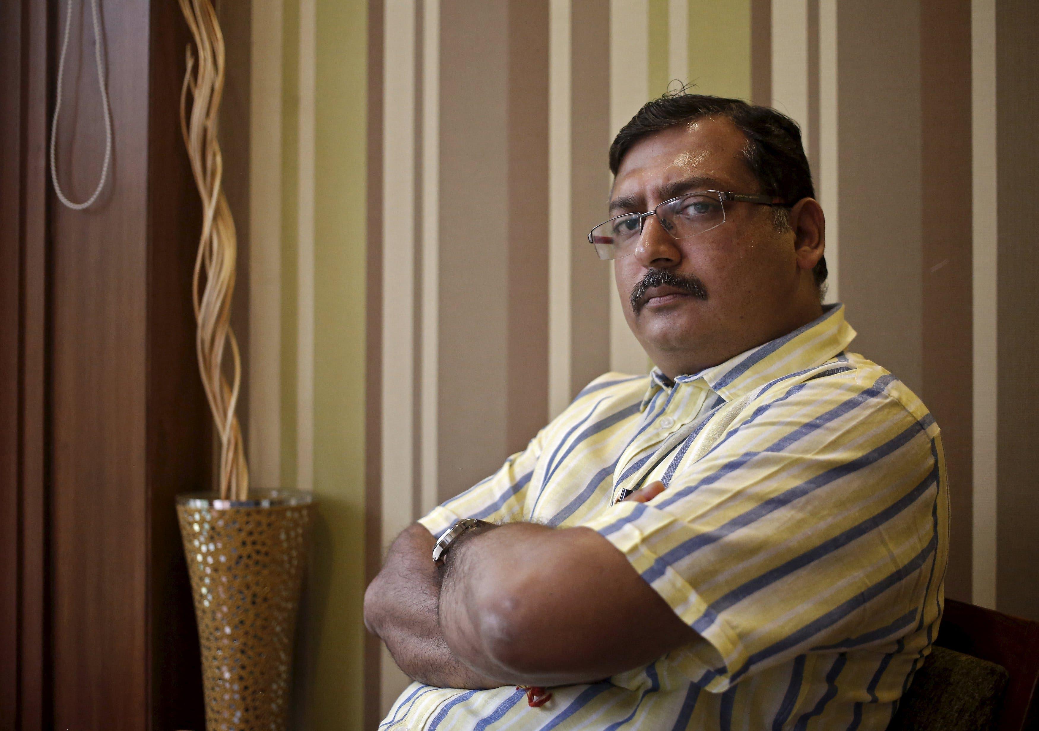 Indian businessman Pankaj Bansal Reuters