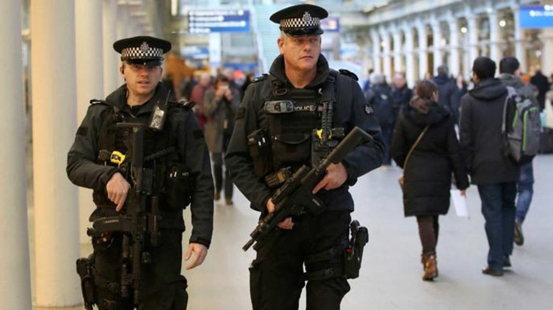 Scotland Yard London Police force Reuters