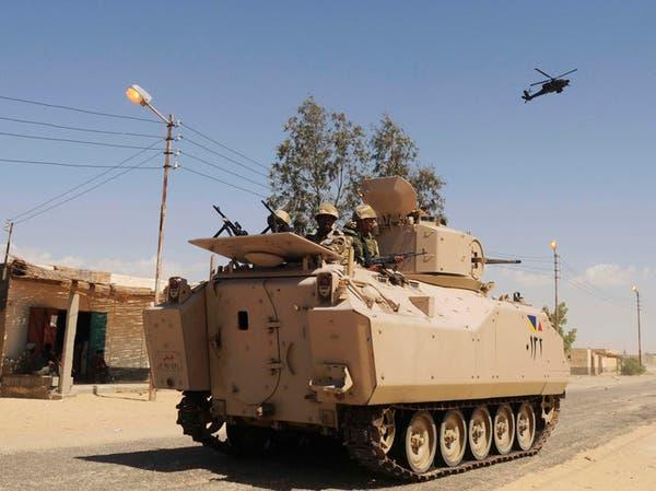 مصر.. مقتل 3 جنود والقبض على 4 من أخطر إرهابيي #سيناء