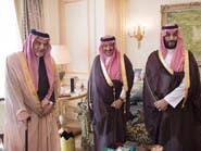 شاهد.. ابتسامة #سعود_الفيصل قبل رحيله