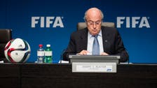 FIFA head Blatter shifts blame to confederations in interview