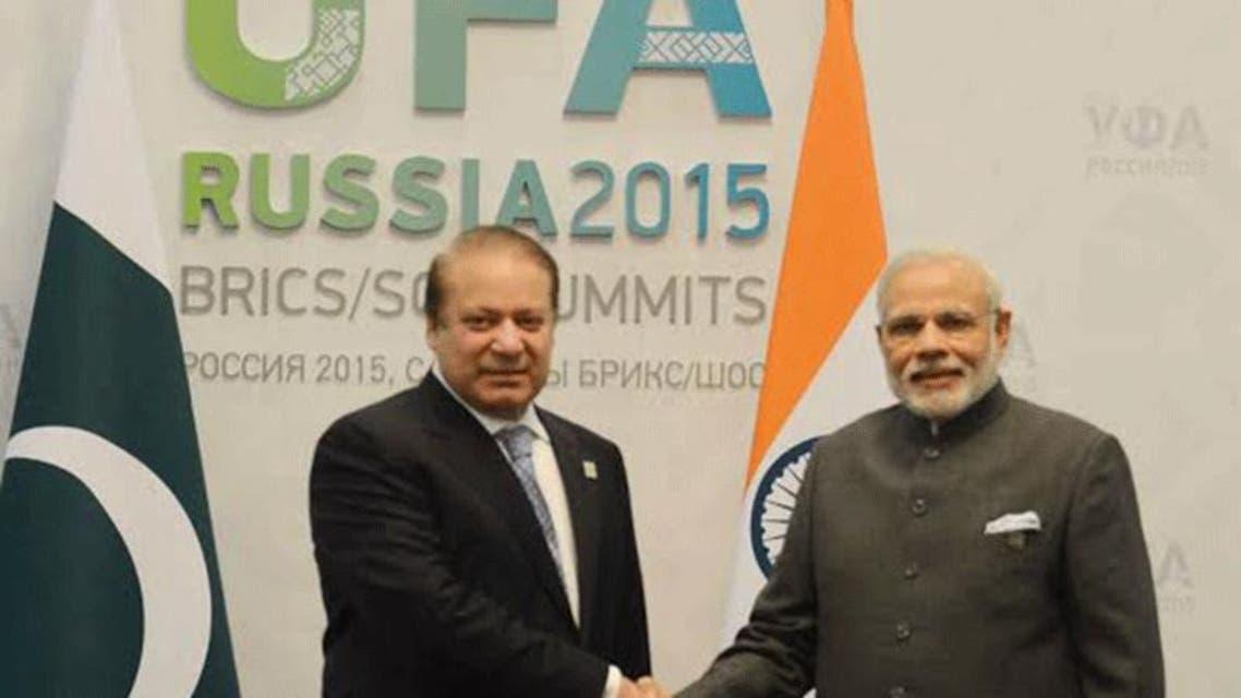 PM Pakistan With Modi