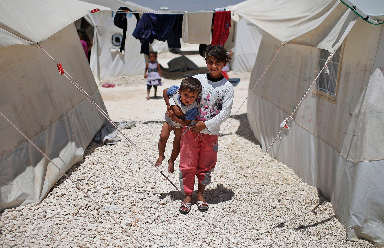 کمپ پناهجویان سوری در ترکیه «آرشیوی»