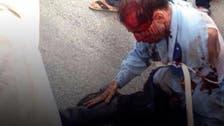 بالصور.. سائق متهور يقتل ويسحل شرطي مرور في #المغرب