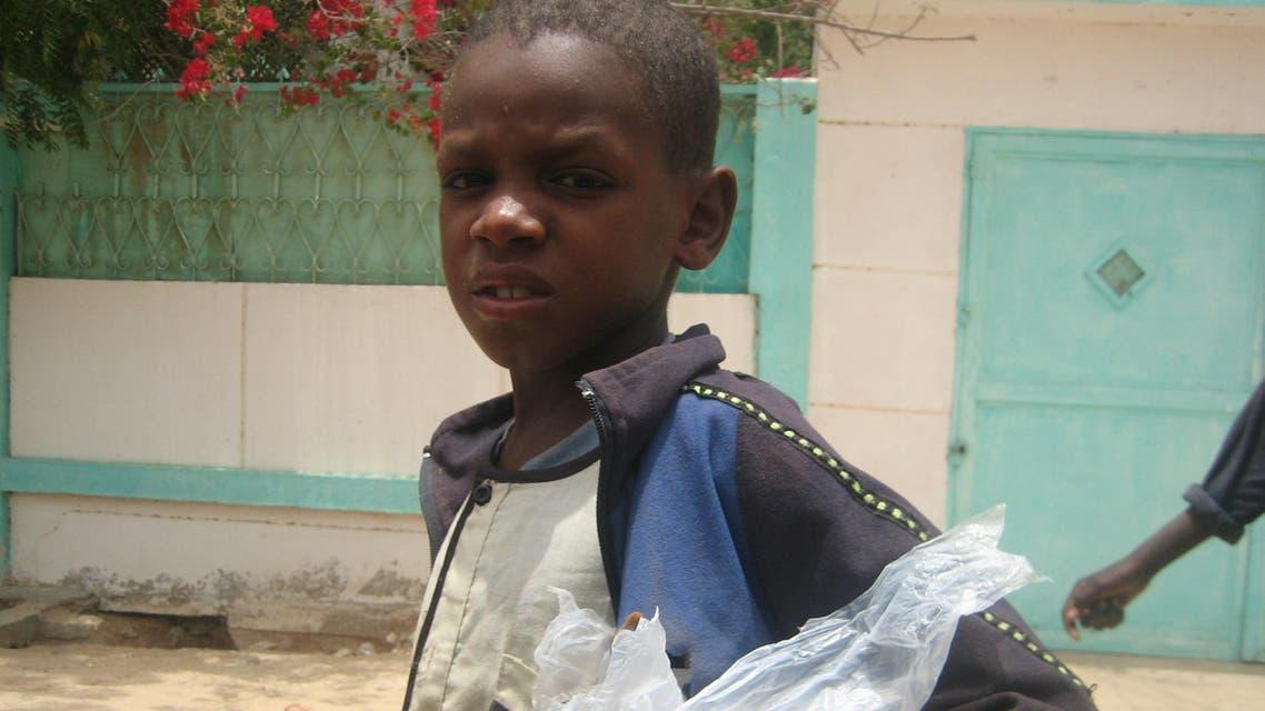 فقر موريتانيا متسولون