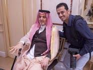 سيناريو لآخر صورة إعلامية التقطت لـ #سعود_الفيصل