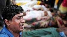 At least 22 people killed in stampede in Bangladesh