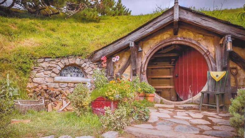 Turkish municipality to build a real life 'Hobbit village'