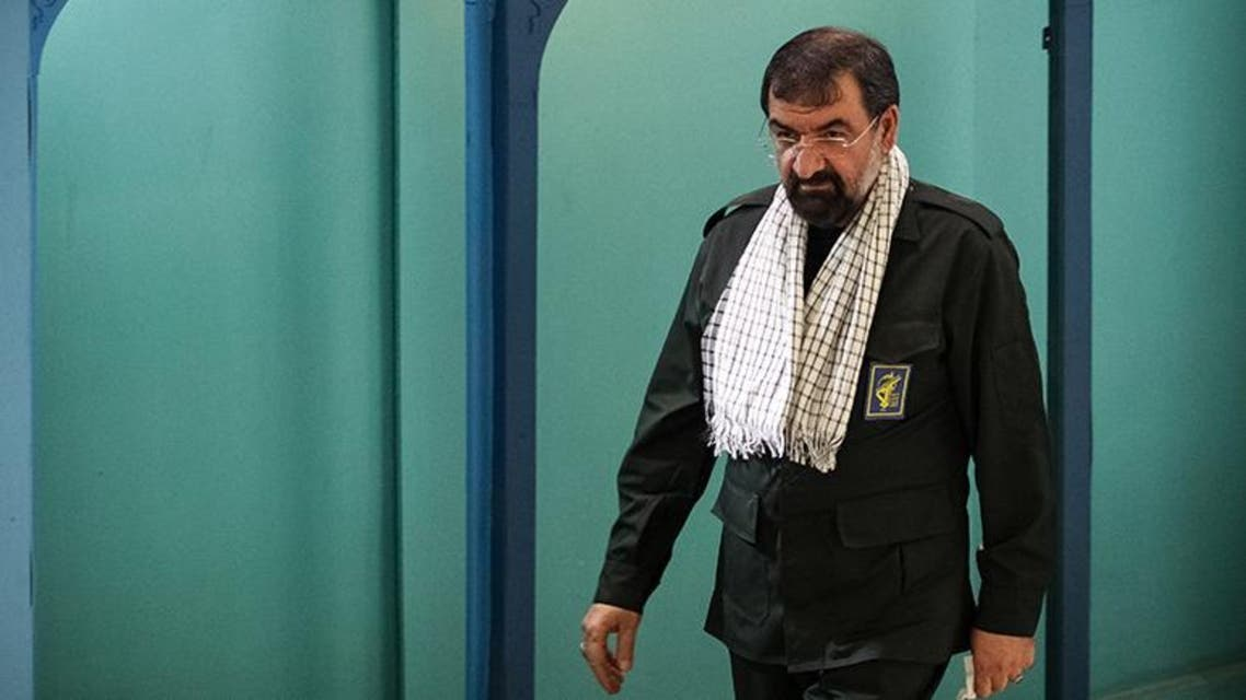 الجنرال محسن رضائي