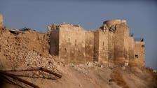 سوريا.. انهيار جزء من سور قلعة حلب الأثرية