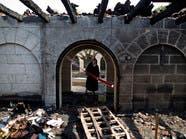 إسرائيل تستجوب زعيم منظمة يهودية لدفاعه عن حرق الكنائس