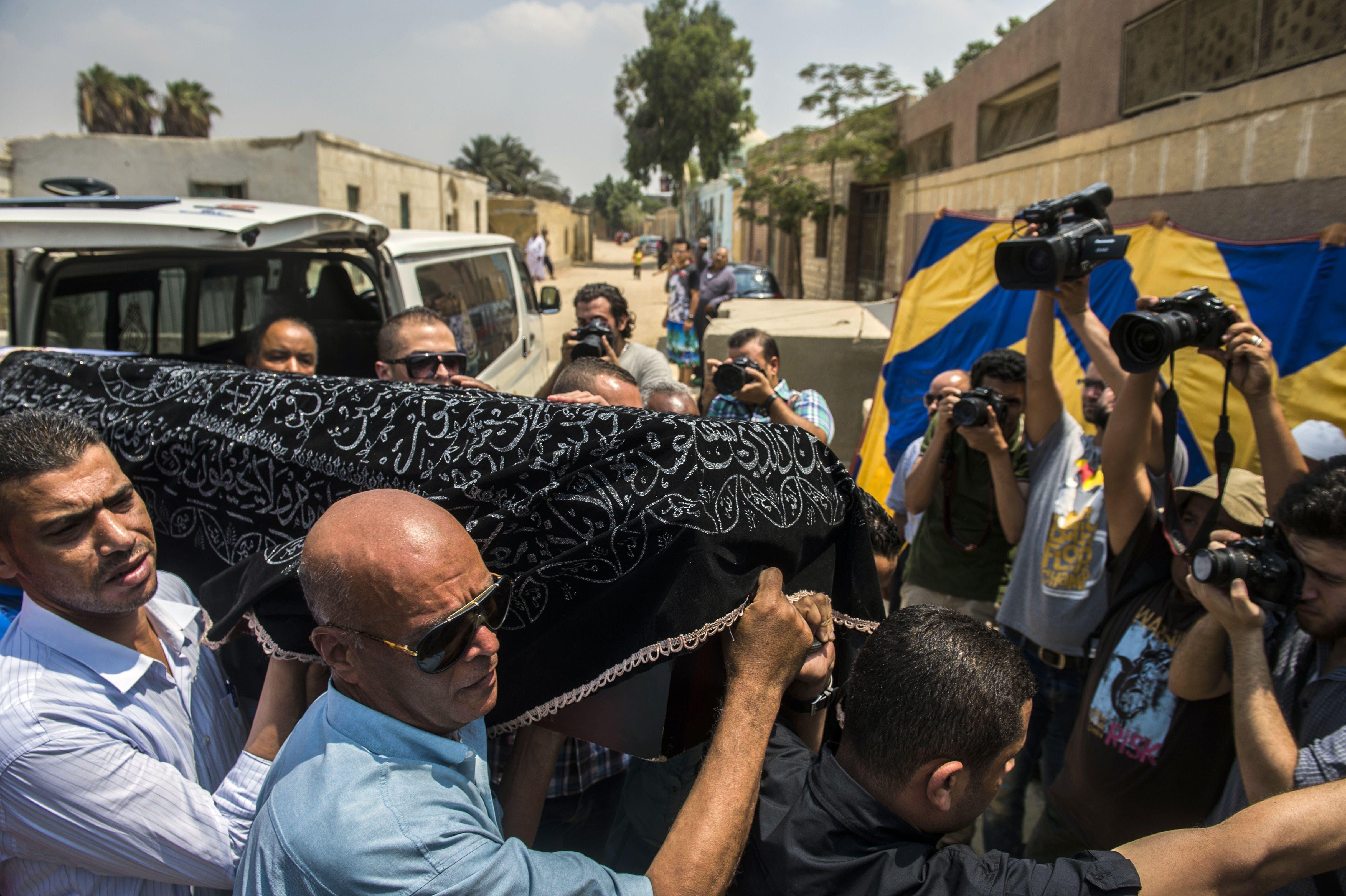 Egypt bids farewell to film legend Omar Sharif