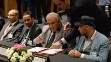 Libyans reach peace deal without Tripoli govt
