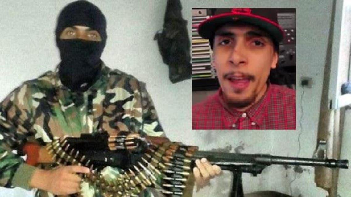 الداعشي الندمان، مطربا في لندن، ومسلحا مع داعش، ومع أبيه المدان بالسجن 25 سنة في أميركا2