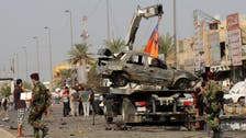 Suicide bomber kills five in Baghdad shrine neighbourhood