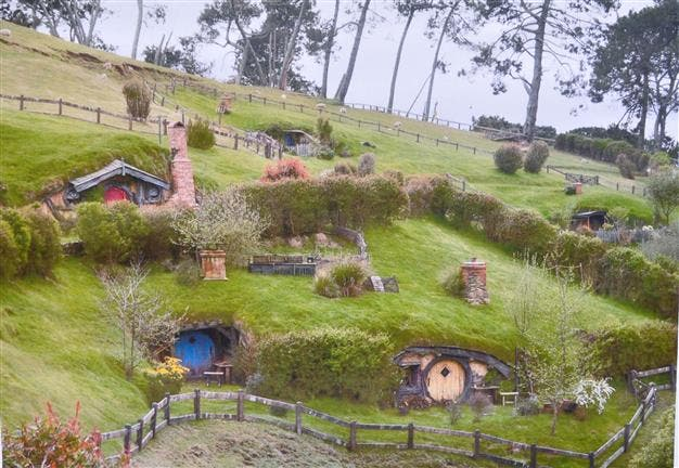 Turkish Municipality To Build A Real Life Hobbit Village