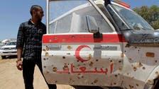 Shelling kills five elderly men in Libya's Benghazi