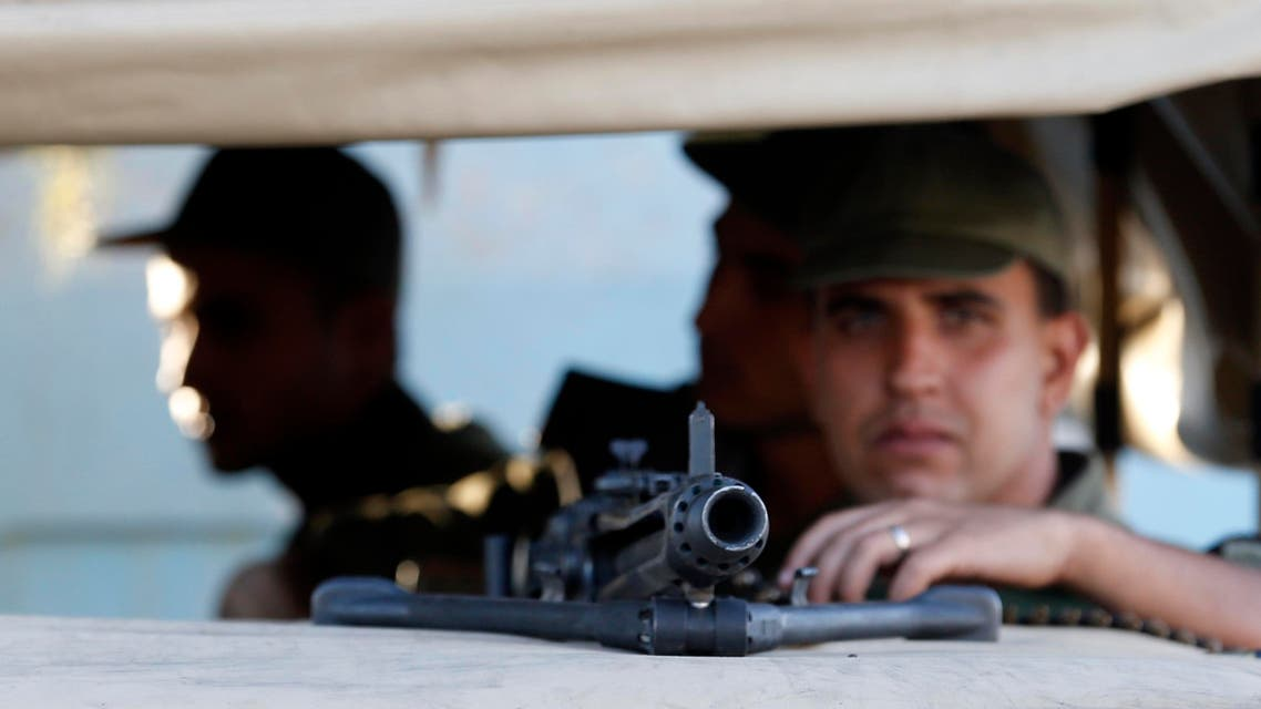 Tunisian army soldiers guard the street near the attacked Imperial Marhaba hotel in Sousse, Tunisia. (File: AP)