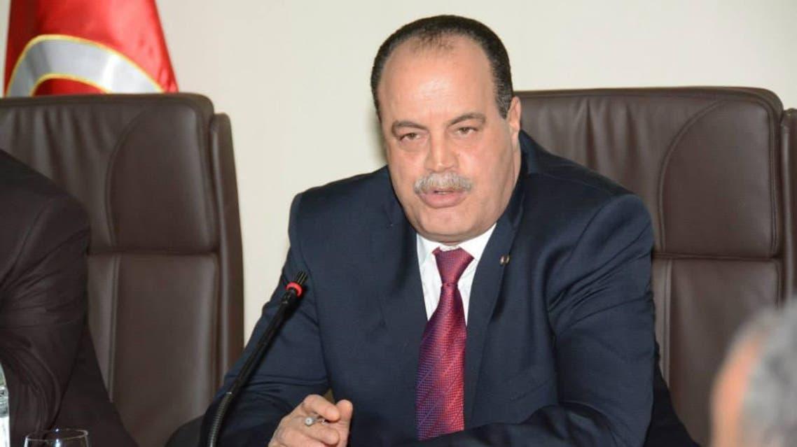 وزير الداخلية التونسي محمد النّاجم الغرسلّي