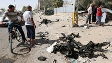 Car bombs and suicide bomber kill 28 in Baghdad