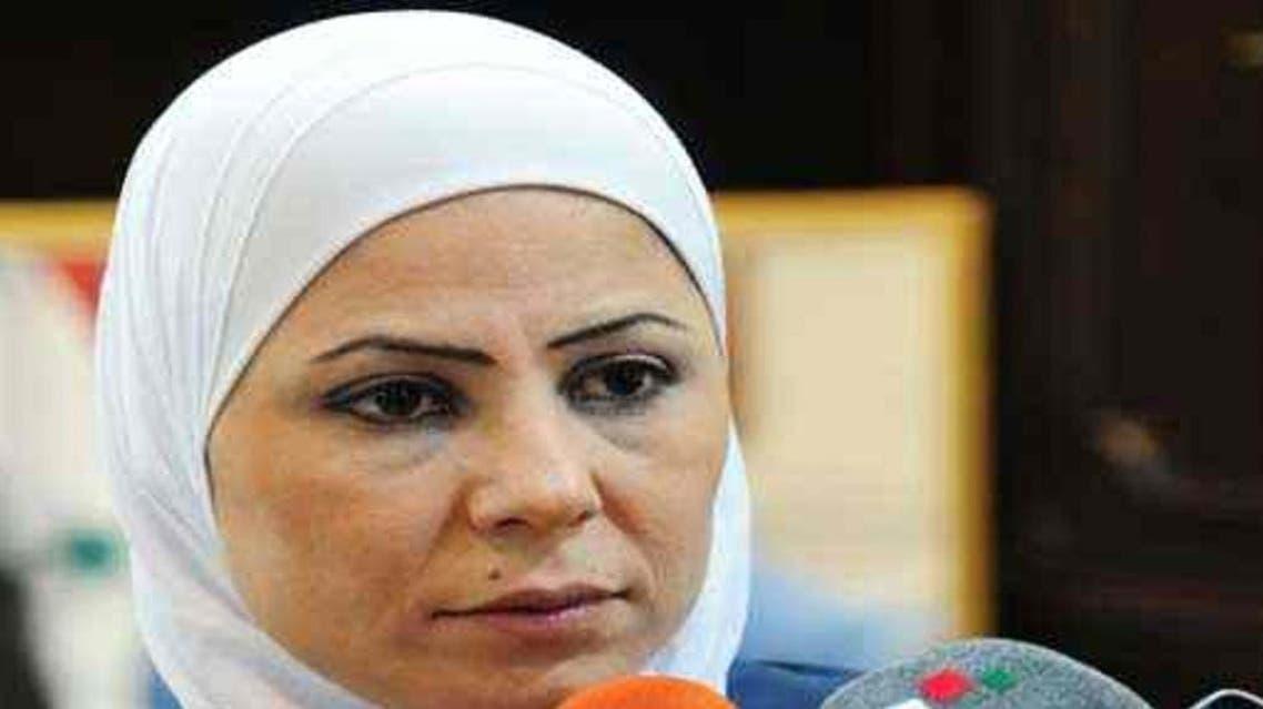 وزيرة الشؤون الاجتماعية كندة  الشماط