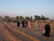 العراق.. بدء عودة النازحين إلى مناطق جنوب صلاح الدين