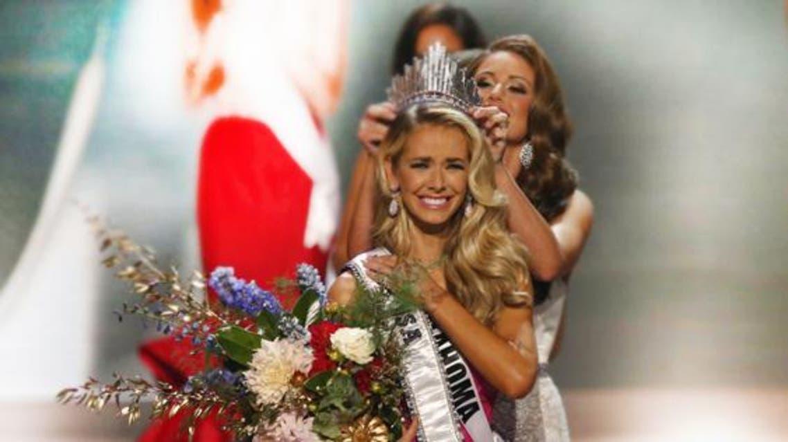 انتخاب ملكة جمال أميركا وسط مقاطعة تلفزيونية