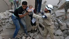 Syrian regime raids kill civilians in ISIS-held town