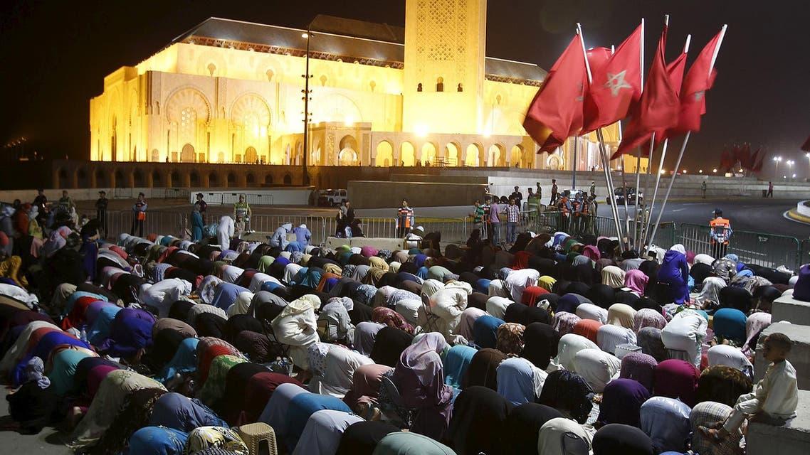 Ramadan prayers draw many in Morocco