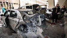 Double suicide bombing kills hard-line rebel leader in Syria