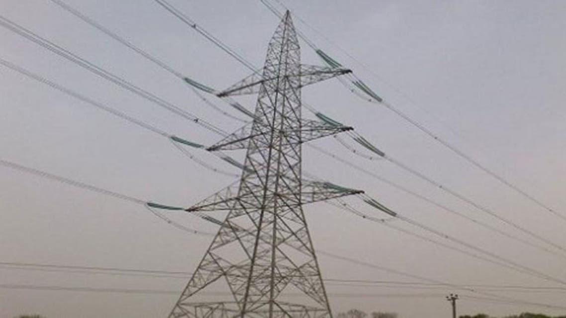 مصر - برج كهرباء