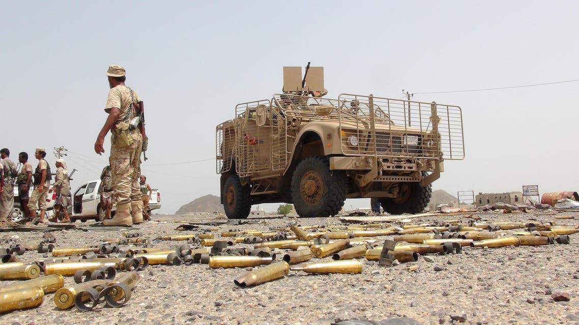 security yemen yemeni army airport aden Reuters