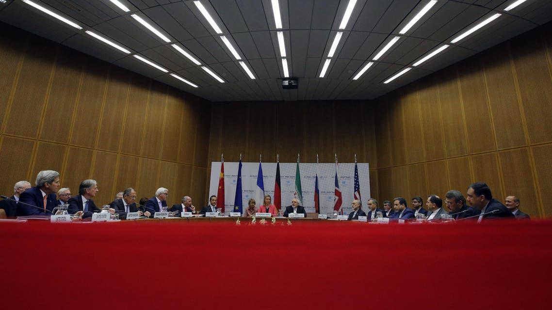 مفاوضات نووي ايران