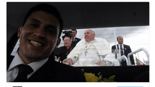 'Papal Selfie': Pope Francis's driver selfie goes viral