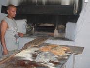 بالفيديو.. تعرف على طريقة طهي خبز جزائري عمره 100 عام