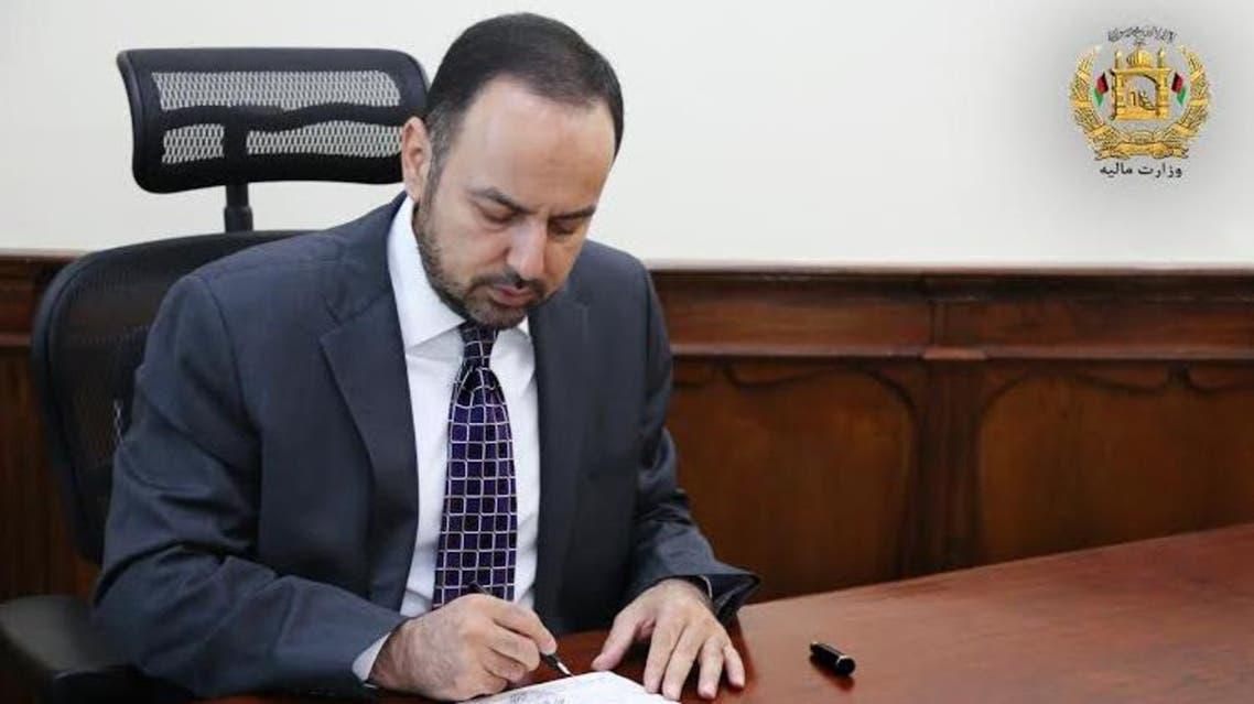 وزیر مالیه افغانستان