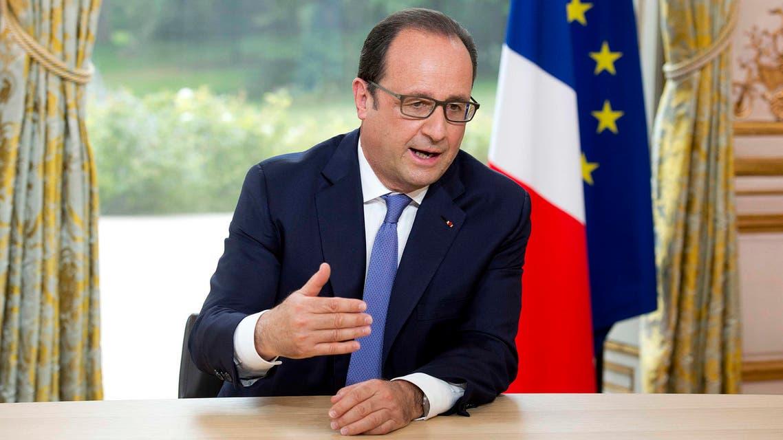 فرانسوا هولاند - فرنسا 3