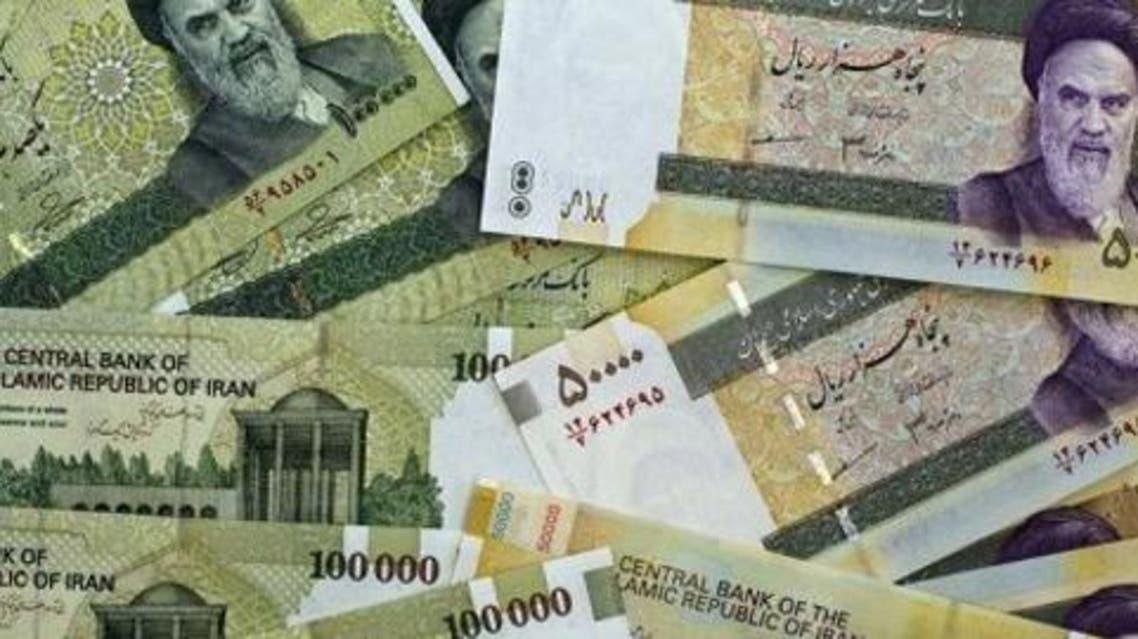 The rial, which suffered under the sanctions, has edged up to around 32,450 against the U.S. dollar in the free market (File photo: AFP)