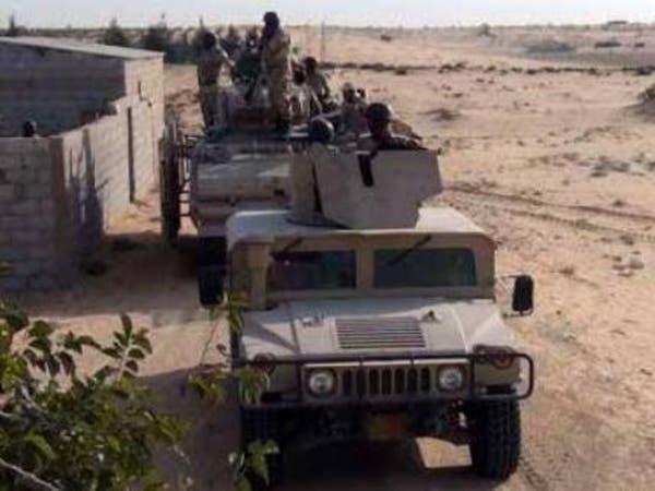 مصر.. الجيش يعلن تطهير مناطق في #سيناء