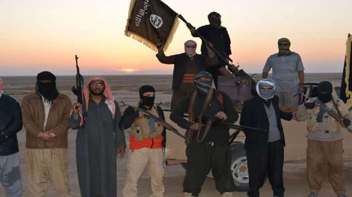 Approximately 100 of the thousands of Islamic State fighters in Iraq and Syria are believed to be Americans. (AFP: Ho/ISIS)