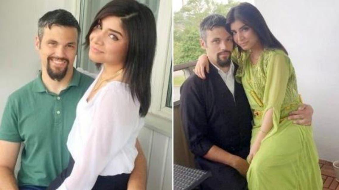 قصة حب محارب أمريكي ضد داعش في سوريا و فتاة كردية تتوج بالزواج