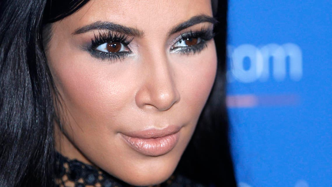 U.S. television personality Kim Kardashian poses during a photo call at the Cannes Lions 2015, International Advertising Festival in Cannes, southern France, Wednesday, June 24, 2015. (AP)